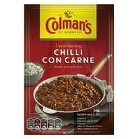 Colman's Chilli Con Carne Seasoning Mix 50g