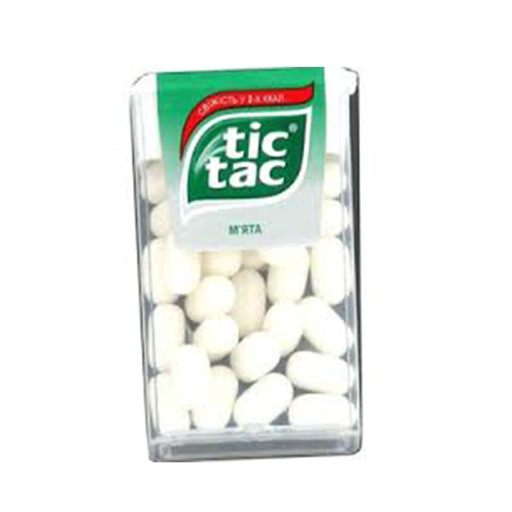 TICTAC MINTS DROPS 15G