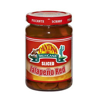 Cantina Sliced Mexican Jalapeno 570GR