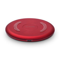 Cellairis Wireless Charger Slim Red