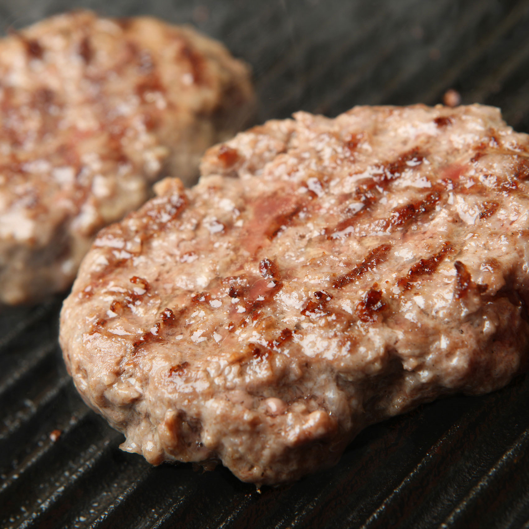 Organic Australian Beef Burger 150g Piece