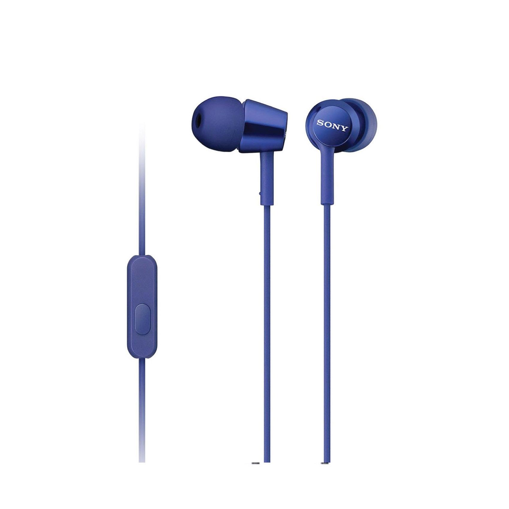 SONY EARPHONE MDREX150AP BL