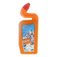 Mr Muscle Toilet Cleaner 5In1 Marine 500ml