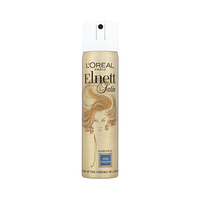 L'Oreal Paris Elnett Satin Hair Spray Extra Strength For Damaged Hair 300ML 15% Off