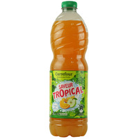 Carrefour Refreshing Fruit Juice Tropical 2L