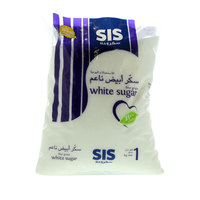Sis Fine Grain White Sugar 1Kg