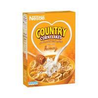 نستله كونتري كورن فلكس رقائق الذرة  بالعسل 375 جرام
