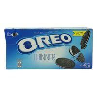 Oreo Thinner Thin & Crispy Cookies 48g x8