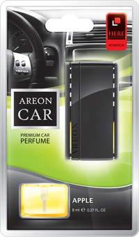 Areon Air Freshener Apple Car 8 Ml Blister