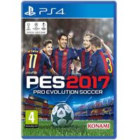 Sony PS4 Pro Evolution Soccer 2017