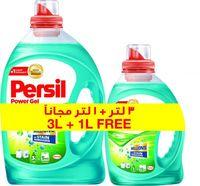 Persil Liquid Detergent 3 L + 1 L