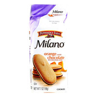 Pepperidge Farm Milano Orange Flavored Chocolate Cookies 198g