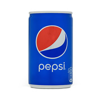 Pepsi Soft Drink Can Regular 150ML