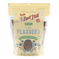 Bob's Red Mill Organic Whole Flaxseed 368g