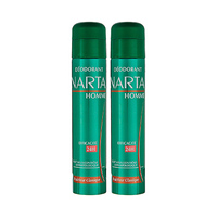 Anti Transpirant Narta Men Deodorant Spray Classic Freshness 200ML X2 20% Off