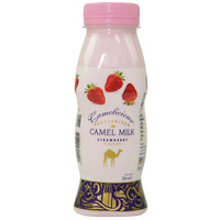 Camelicious Camel Milk Strawberry Flavor 250ml