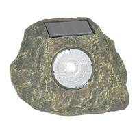 Carrefour Led Solar Powered Rock Solar Light