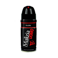 Malizia Deodorant For Men Uomo Musk 150ML +50ML Free