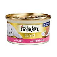 Gourmet Gold Rundvlees 85GR