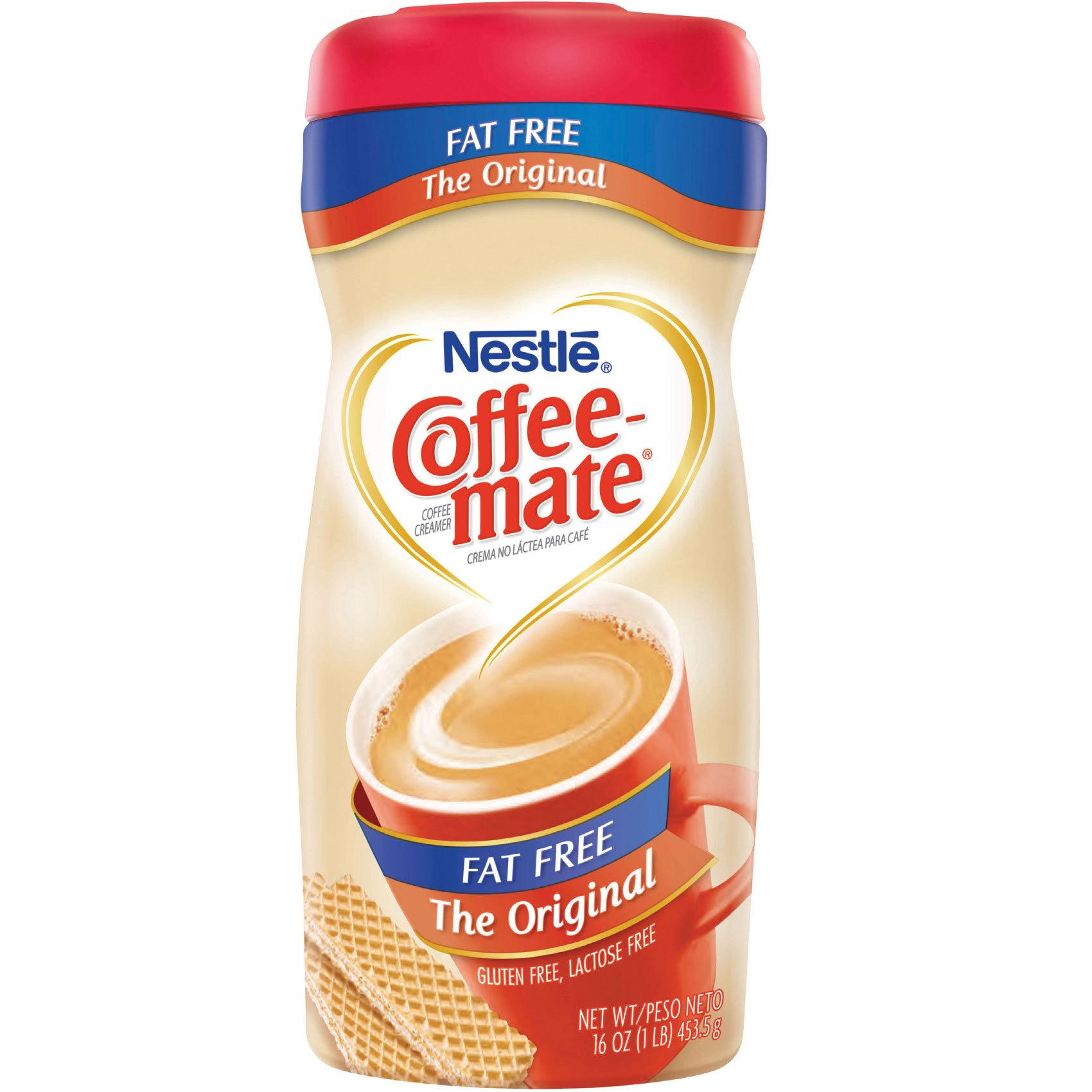 NESTLE COFFEEMATE FAT FREE 453GR