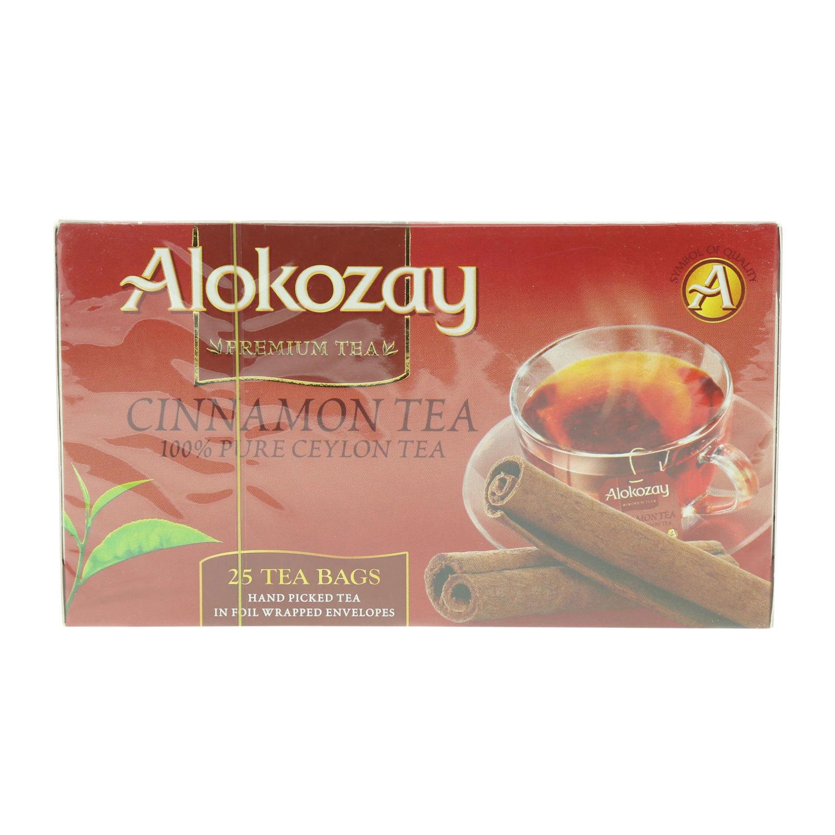 ALOKOZAY CINNAMON TEA 25'S 50G