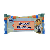 Cool & Cool Kids Wipes 10's