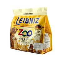 Bahlsen Leibniz Zoo Bears And Bees Milk Honey 100GR