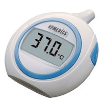 HoMedics Ear Thermometer TE-100 with Infratemp Technology and Memory