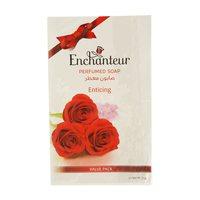 Enchanteur Perfumed Soap Enticing 125g x3