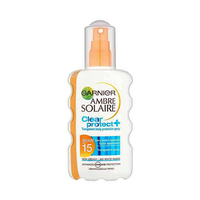 Garnier Ambre Solaire Clear Protect Spray SPF 15 200ML