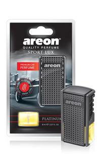 Areon Air Freshener Platinum Car 8 Ml Blister