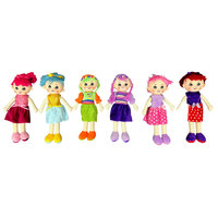 Cuddles Rag Doll 40Cm -Assorted