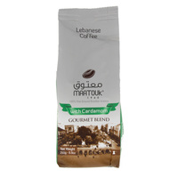 Maatouk Lebanese Coffee Gourmet Blend with Cardamom 250g