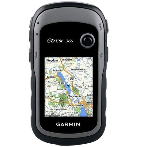 Garmin-Etrex-30X
