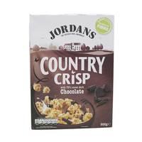 Jordans Country Crisp Chocolate 500 g