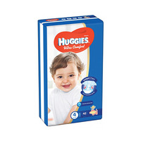Huggies Ultra Comfort Jumbo Size 4 42X2 -20% Offer