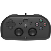 Horipad Mini PS4 Controller Black