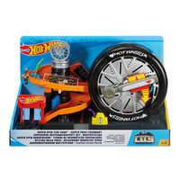 Hot Wheels City Super Set