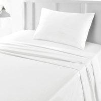 Tendance's Flat Sheet Single White 160X240