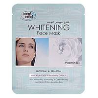 Cool & Cool Whitening Face Mask Sachets