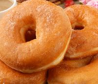 Donut Ring X 2