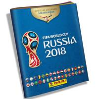 Panini 2018 FIFA World Cup Official Licensed Stickers Album
