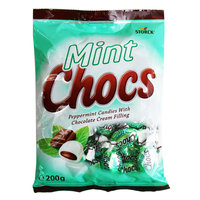Storck Mint Chocs Candies 200g