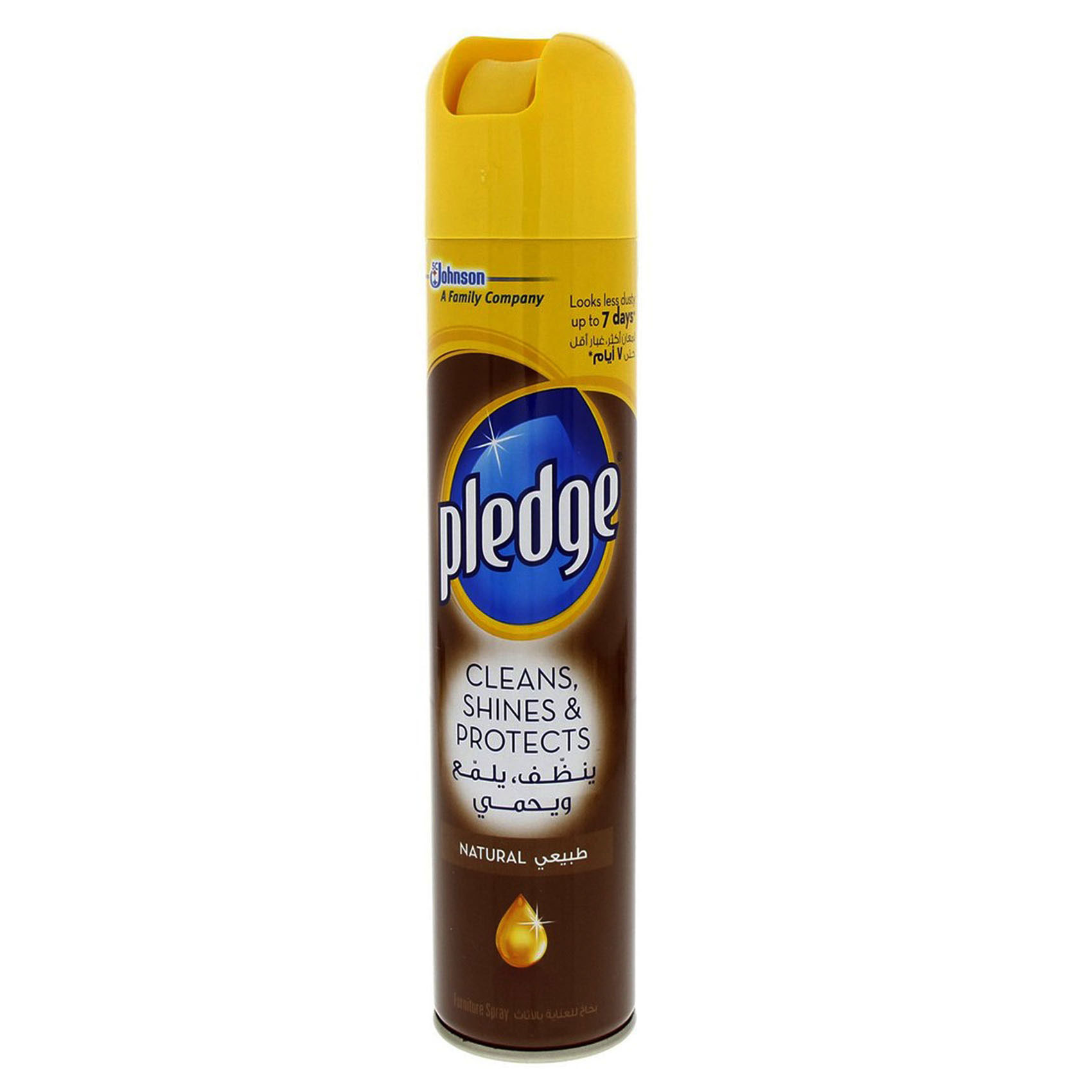 PLEDGE FRNTR POLISH ORIGINAL 300ML