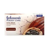 Johnson's Vita-Rich Nourishing Soap Cocoa 125GR