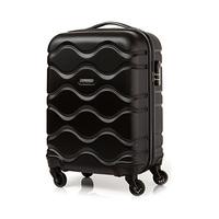 Kamiliant Carrier Onda Spinner Luggage Trolley Bag 55/20 Black