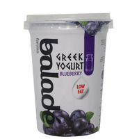 Baladé Farms Greek Style Yogurt Blueberry Low Fat 450g