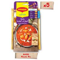 Maggi Indian Masala Mix 37g x5 Sachets