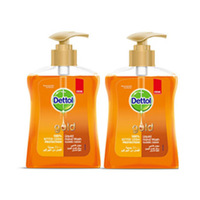 Dettol Liquid Hand Soap Dharma Gold 200ML X2-20% Free