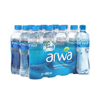Arwa Drinking Water 500mlx12